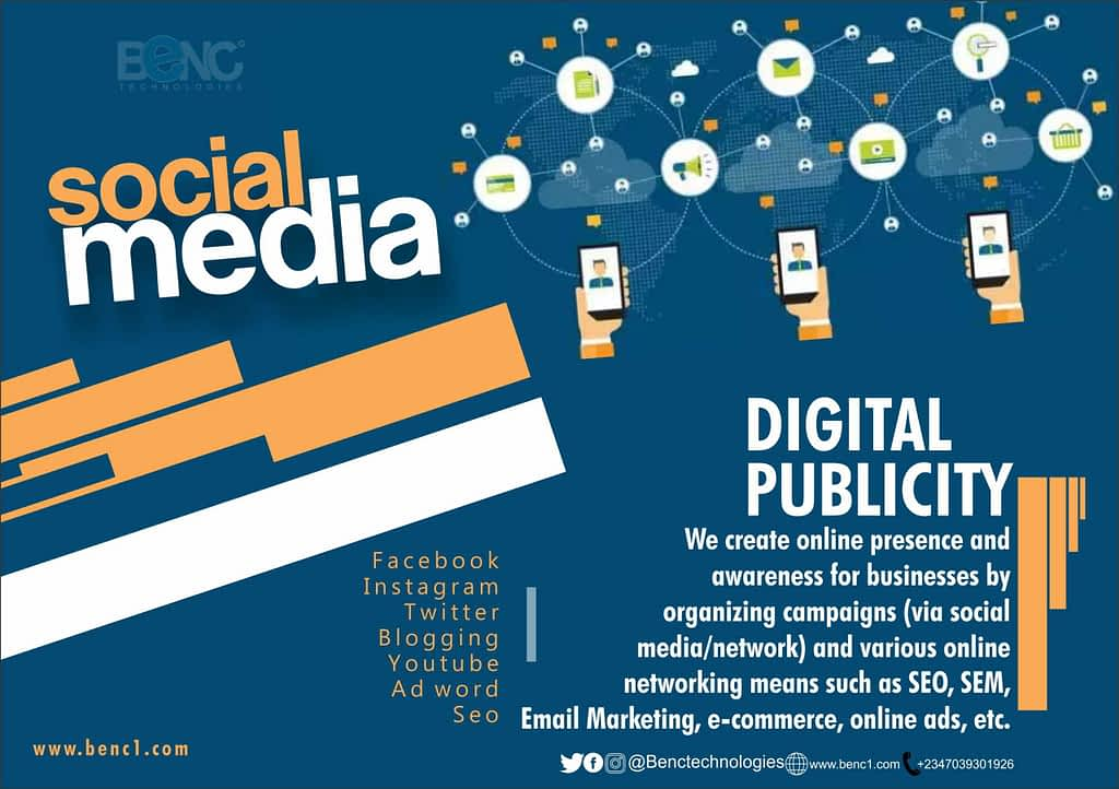 Social Media - Digital and Social Media Marketing